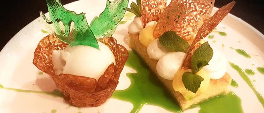 Restaurant Chez Yvonne - Desserts maison faits par notre chef pâtissier